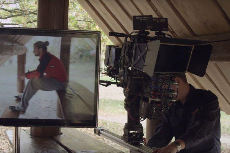 System CinemaVision ma ułatwiać rejestrację wideo 3D.