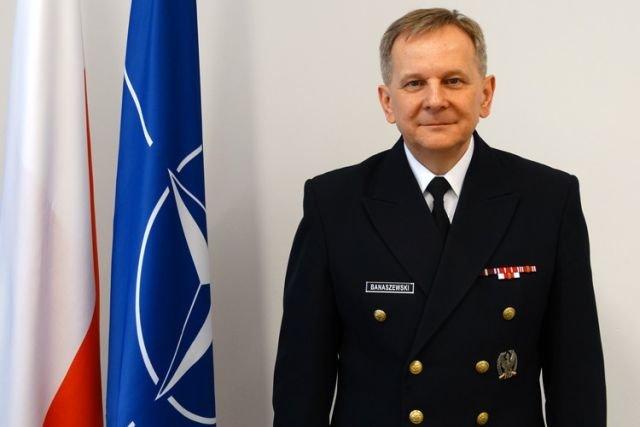 Komandor Wiesław Banaszewski