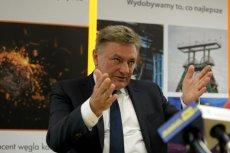 Edward Szlęk, obecny prezes JSW.