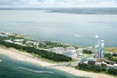 Norweska firma Firmus chce za miliard euro zbudować nad polskim morzem nowe miasto