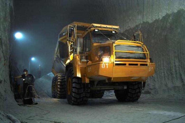 Już wkrótce, takie maszyny będą pracować w kopalniach bez ludzkiej obecności