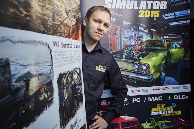 Krzysztof Kostowski, założyciel PlayWay