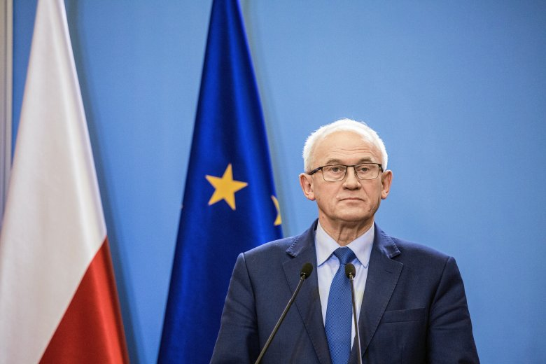Związkowcy z JSW domagają się dymisji Krzysztofa Tchórzewskiego
