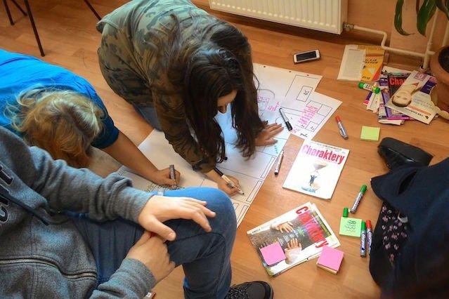 W Świdnicy dzieci uczą ekonomii już na poziomie gimnazjum.