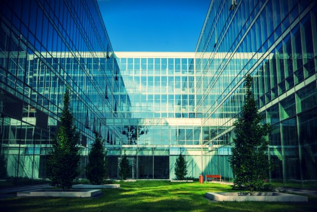 Siedziba Control Solutions mieści się w Pomorskim Parku Naukowo-Technologicznym w Gdyni