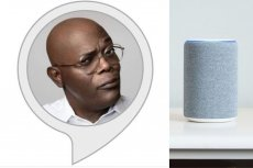 Samuel L. Jackson użyczył swojego głosu asystentowi Alexa.