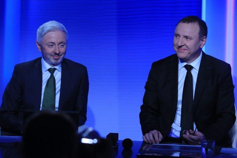 Kurski i Stanecki dostali łącznie prawie 812 tys. zł. w 2018 roku.