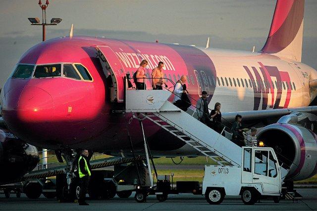 Wizzair to drugi po Ryanairze największy niskokosztowy przewoźnik w Polsce