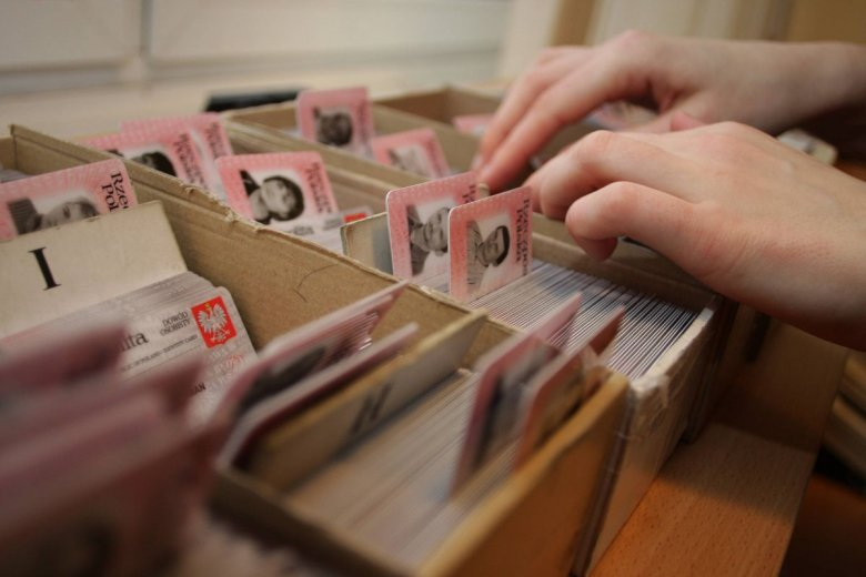 Za ksero dokumentów osobistych będzie grozić kara dwóch lat więzienia.