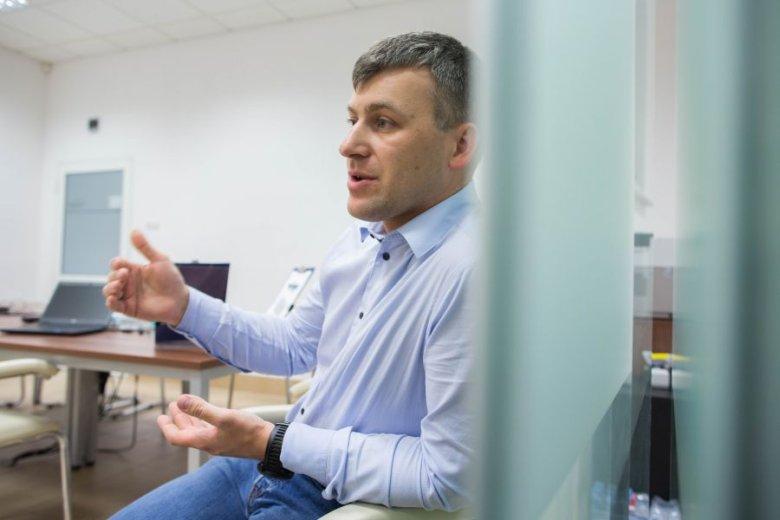 Dr Adam Piotrowski - CEO Vigo System