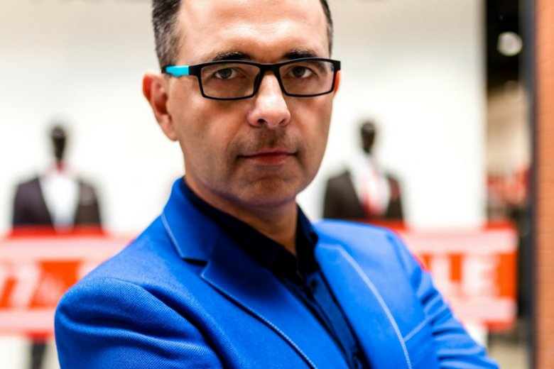 Dr Marek Borowiński: w przypadku niektórych kolorów nie chodzi o psychofizjologię widzenia lecz nabyte asocjacje.