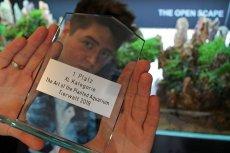 Michał Adamek pielęgnował akwarium od 13. roku życia. Skończył filologię polską i stosunki międzynarodowe, teraz został mistrzem Europy w aquascapingu