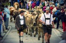 Tradycyjne niemieckie święto.