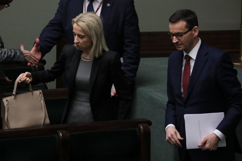 Czerwińska pożegna się z posadą ministra finansów. Jej odejście oznacza niższy PIT i rozszerzenie programu PIT zero dla młodych.