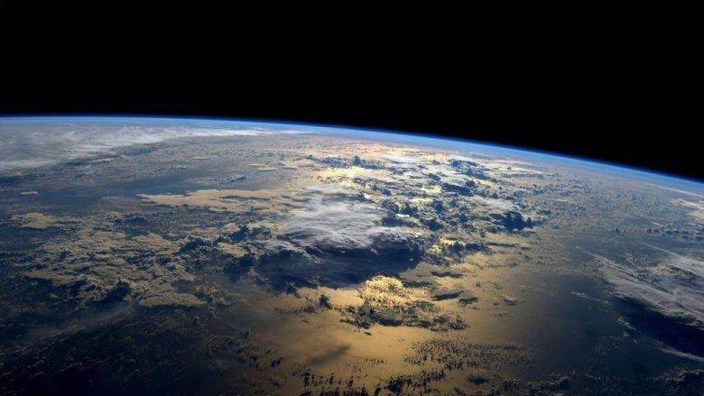 Zdjęcie zrobione Ziemi z kosmosu przez astronautę NASA Reida Wisemana  (@astro_reid), 2014