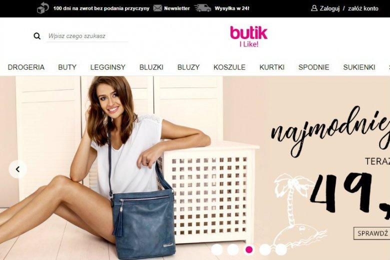 """Sklep internetowy eButik.pl zapytał klientki, co sądzą o """"paragonie dla męża"""""""