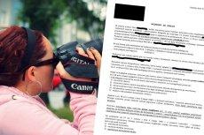 Za wykorzystanie cudzego zdjęcia można dostać pozew sądowy.