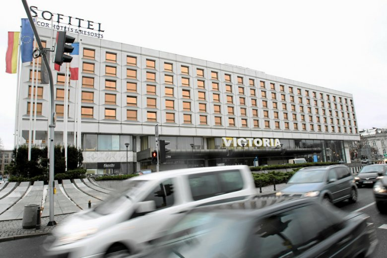 Hotel Sofitel Warsaw Victoria. Aneta Lewandowska, jego szefowa, zaczynała od pracy na recepcji
