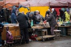 Sanepid ma skontrolować warszawskie bazary.