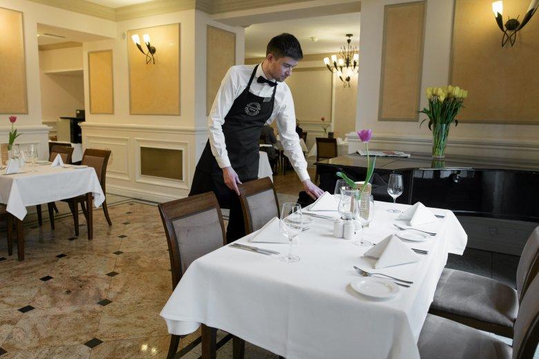 Kelnerzy są bardziej narażeni na udar mózgu