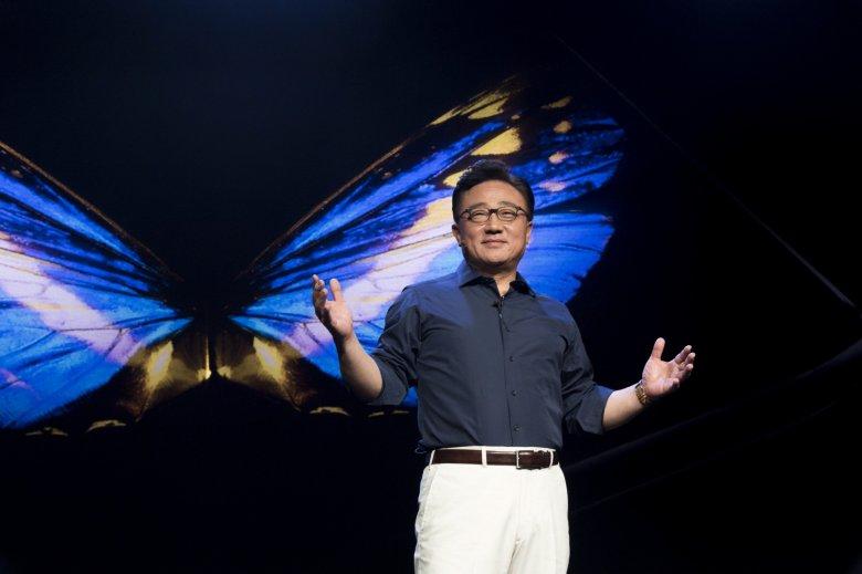 DJ Koh, prezes mobilnego działu Samsunga