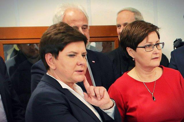 Sabina Bigos-Jaworowska, prywatnie znajoma Beaty Szydło, dorobiła sobie do pensji w 2017 roku ponad 100 tys zł.