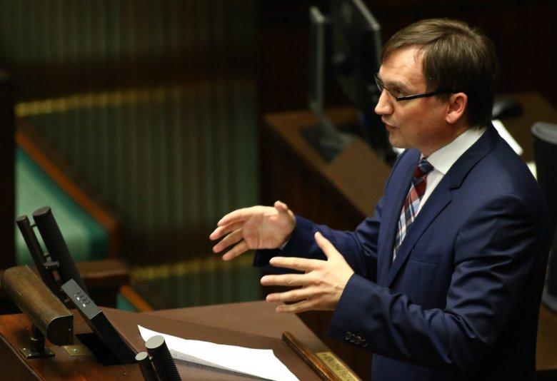 Minister sprawiedliwości Zbigniew Ziobro wprowadził konfiskatę rozszerzoną