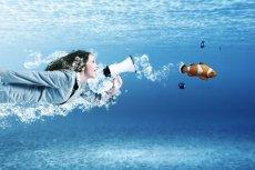 Dzięki polskiemu wynalazkowi, niepotrzebny będzie sprzęt do rozmów pod wodą