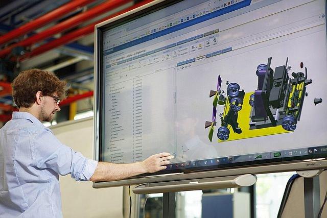 Produkcja e.Go odbywa się w specjalnie zbudowanej fabryce. Cała inwestycja kosztowała 30 mln euro
