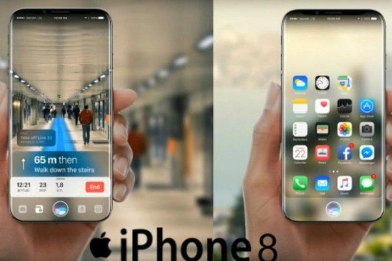iPhone 8 zmieni nasze dotychczasowe przyzwyczajenia
