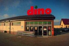 Jednej ze sklepów sieci Dino