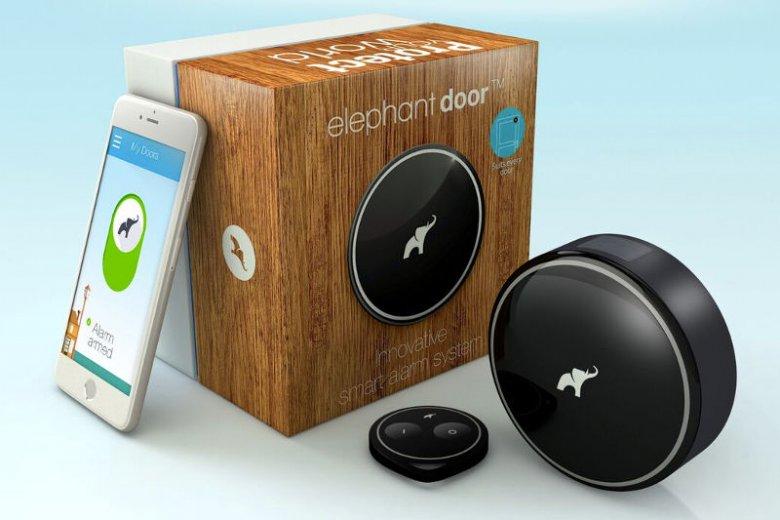 Elephant Door - nowoczesny system alarmowy, który zapewnił firmie zwycięstwo w konkursie