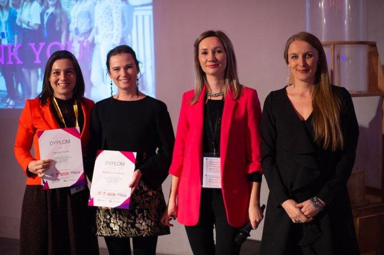 Uczestniczki i organizatorki Girls Go Start-up Academy
