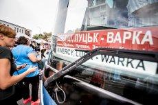 Dwujęzyczne opisy polsko-ukraińskie to coraz częstszy widok na naszych ulicach