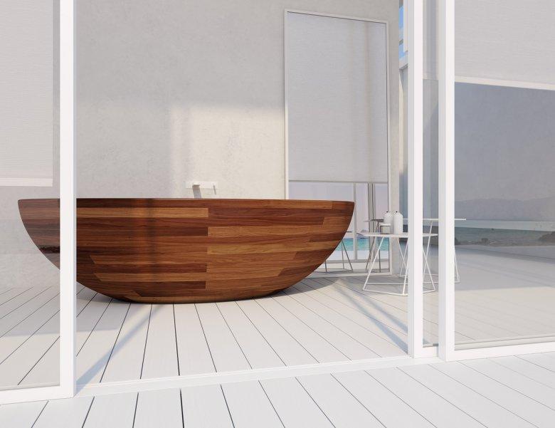 W stworzeniu drewnianej łodzi wykorzystuje się technikę wykorzystywaną do impregnowania łodzi i jachtów.