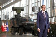 Polska Grupa Zbrojeniowa, kontrolowana przez rząd, podpisała z amerykańskimi lobbystami dziwną umowę dotyczącą pomocy w zakupie systemu Patriot.
