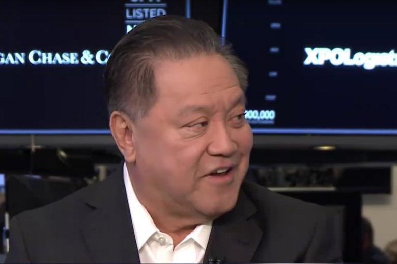 Hock Tan, CEO Broadcom, jest najlepiej zarabiającym dyrektorem generalnym w Ameryce