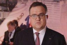 Michał Krupiński zrezygnował wczoraj z pełnienia funkcji prezesa Banku Pekao SA. Zarząd wybrał dziś na tę funkcję Marka Lusztyna.