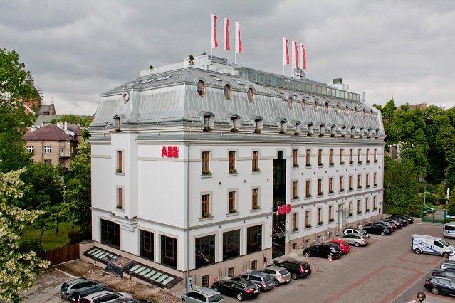 Korporacyjne Centrum Badawcze firmy ABB w Krakowie.