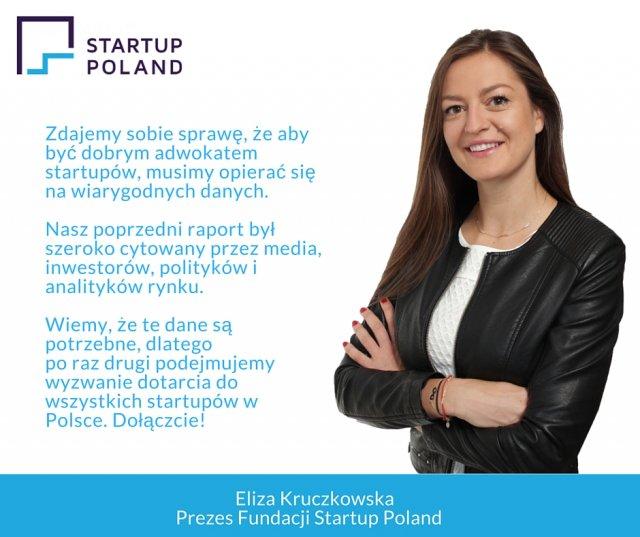 Eliza Kruczkowska, CEO Startup Poland