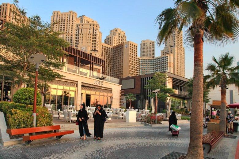 Praca w Dubaju jest trudna nie tylko dla Polek, ale dla większości ludzi z Europy.