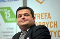 """Wiceszef MIR ostrzega: Marszałkowie województw nie mogą """"łatwo"""" rozdawać firmom dotacji z UE."""