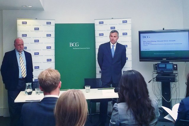 Eksperci Boston Consulting Group zachwycali się sukcesem Polski