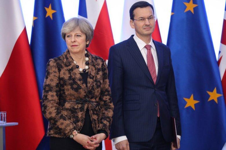 Premier Theresa May czeka na głosowanie o wotum nieufności dla jej rządu. We wtorek w Izbie Gmin głosowano nad wyjściem Wielkiej Brytanii z UE