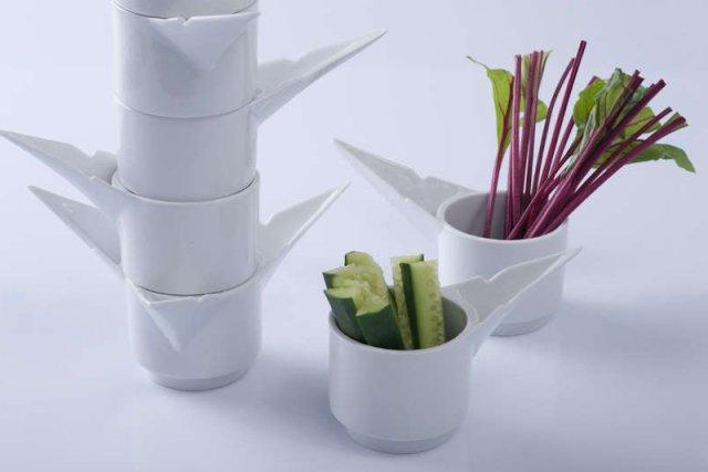 Wytwórcy porcelany z Ćmielowa i Chodzieży powalczą o młodych designem