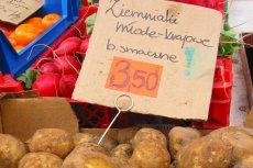 Polskie ziemniaki będą znakowane polską flagą.