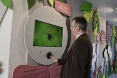 Burmistrz Patryk Demski uchodzi za miłośnika nowych technologii.