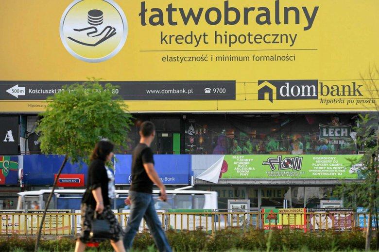 Wartość udzielonych kredytów hipotecznych może w tym roku dobić do 50 mld złotych.