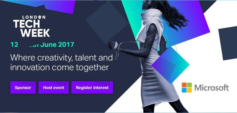 Polish Tech Day 2017 odbywa się w ramach wydarzenia London Tech Week