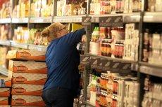 Gdyby nie praca w supermarkecie, pani Małgorzata wylądowałaby w ośrodku dla bezdomnych.